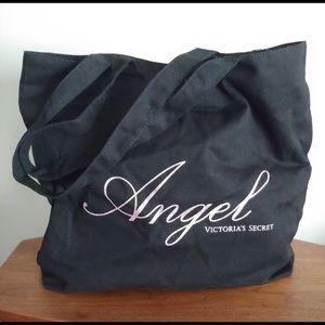 Victoria's Secret Tote Bag Angels